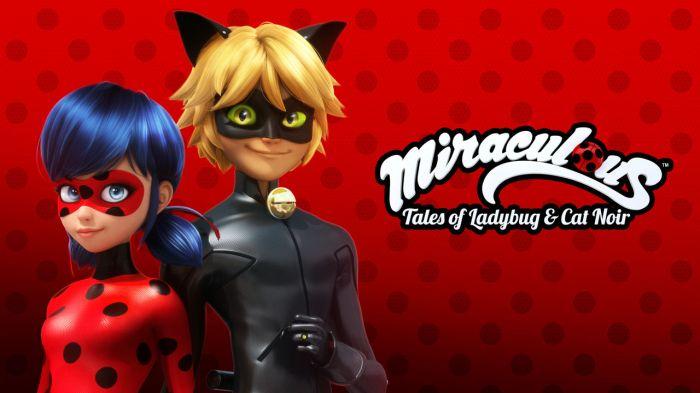 Miraculous- Tales of Ladybug & Cat Noir